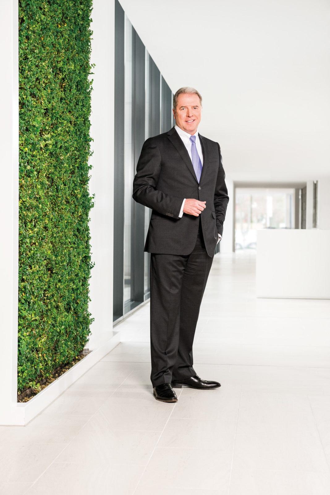 Businessportraits für den Geschäftsbericht der Dortmunder Volksbank, Markus Mielek, Fotograf Dortmund
