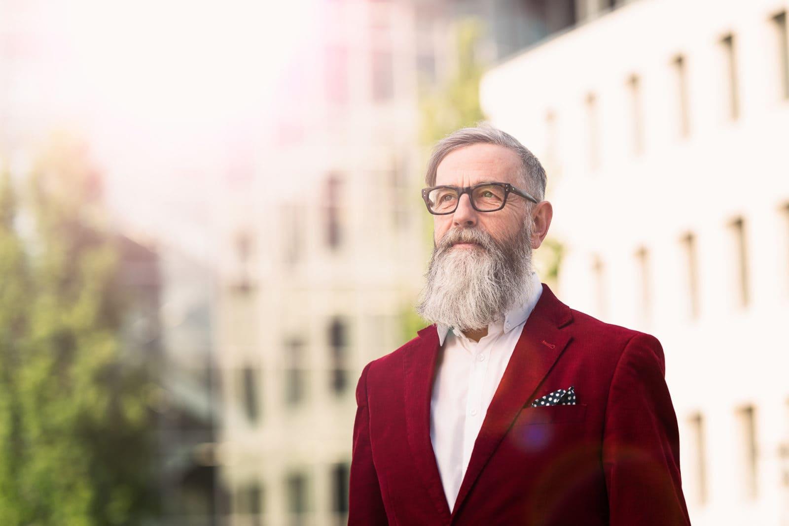 Portrait, Markus Mielek, Fotografie