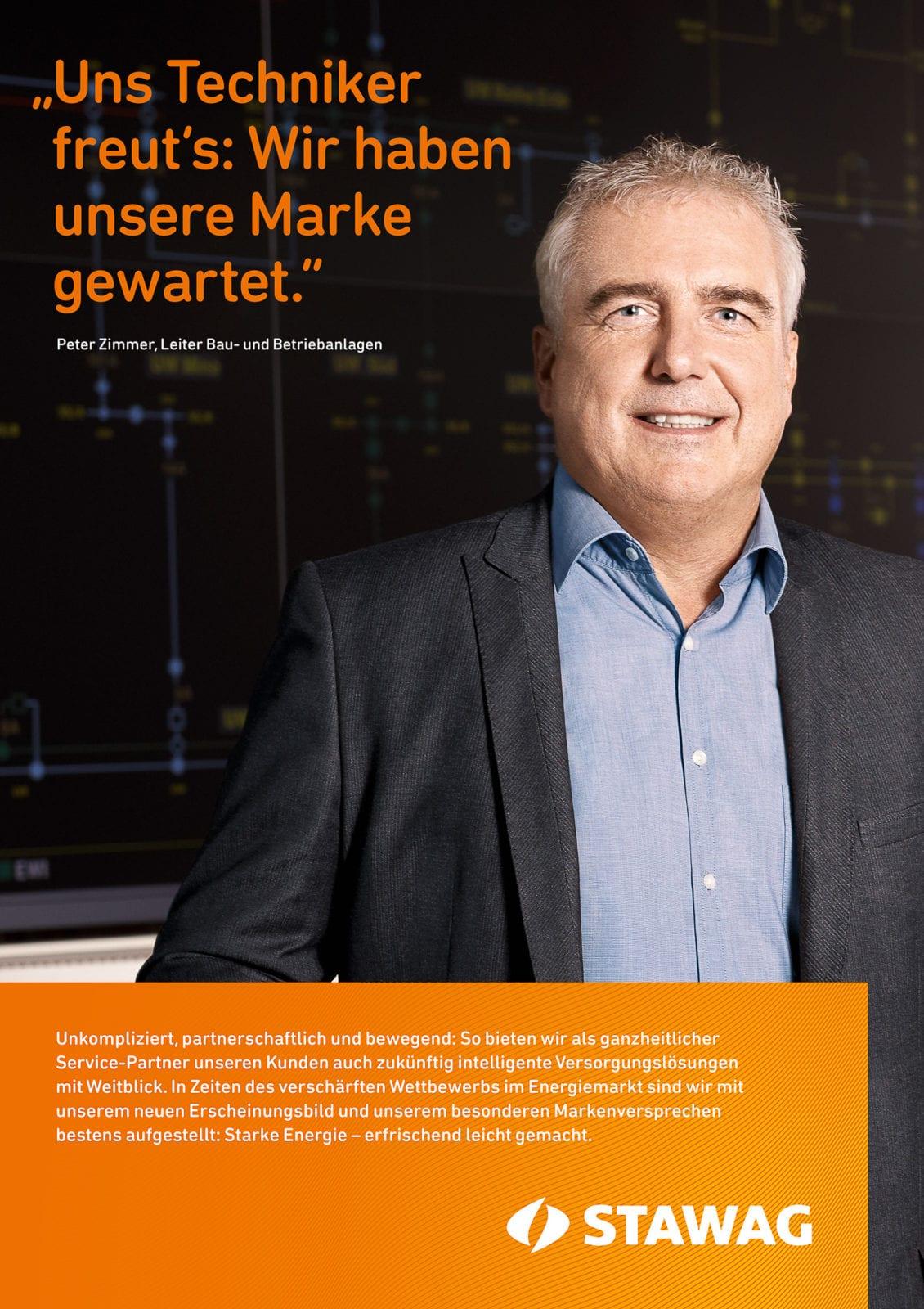 Werbefotografie und Postproduction für den Marken-Relaunch der Stadtwerke Aachen