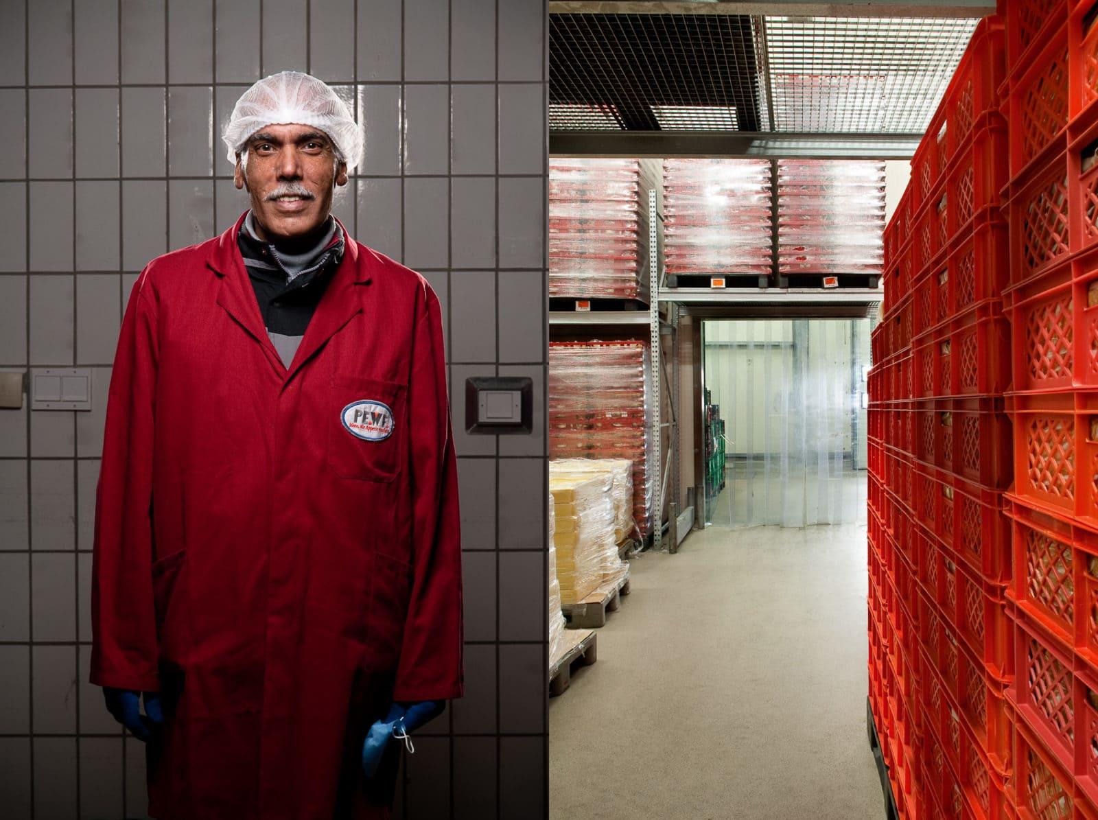 Markus Mielek – Freie Arbeit /// Mensch / Arbeit - Fotografie