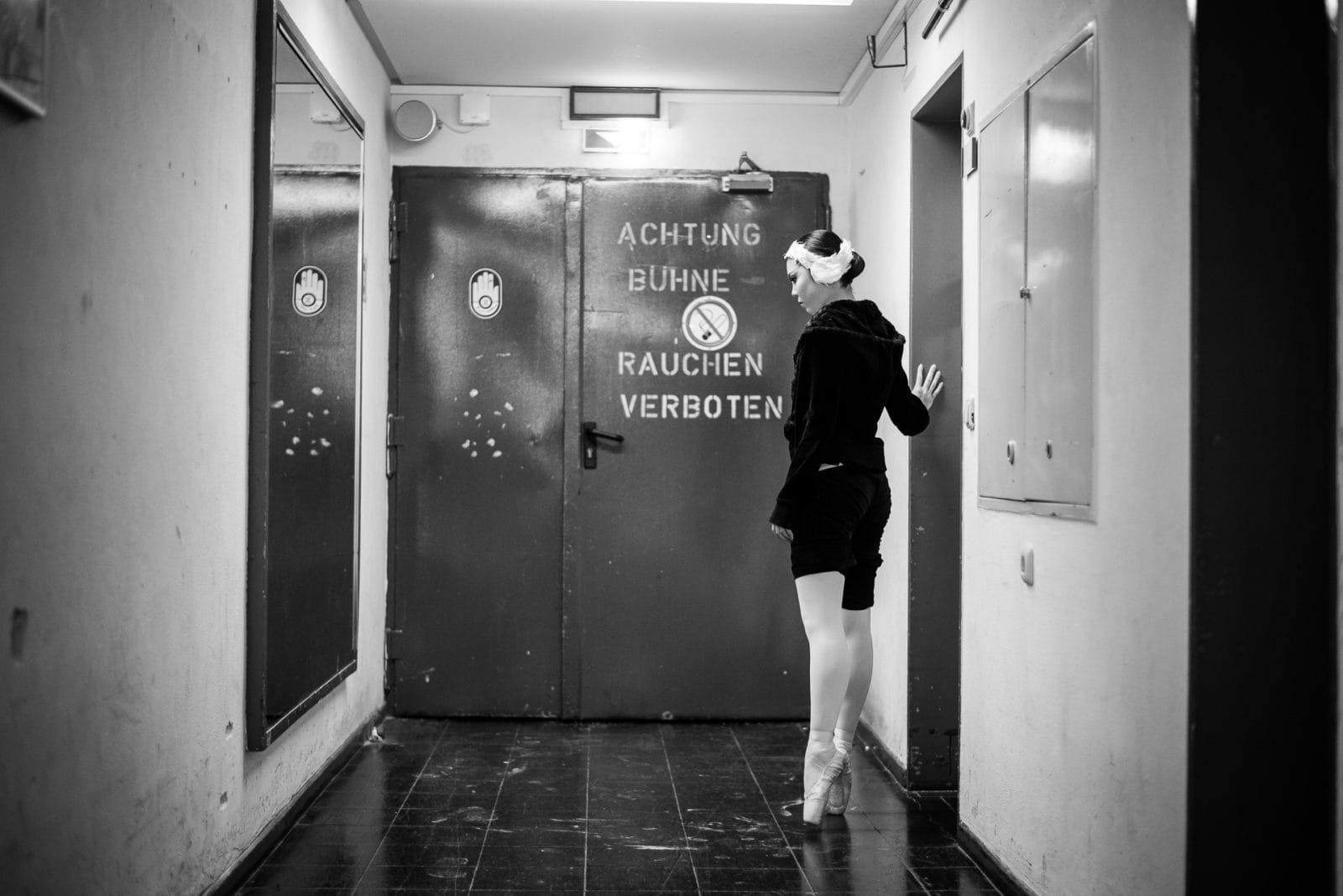 Schwanensee /// Ein Blick hinter die Kulissen von Fotograf Markus Mielek