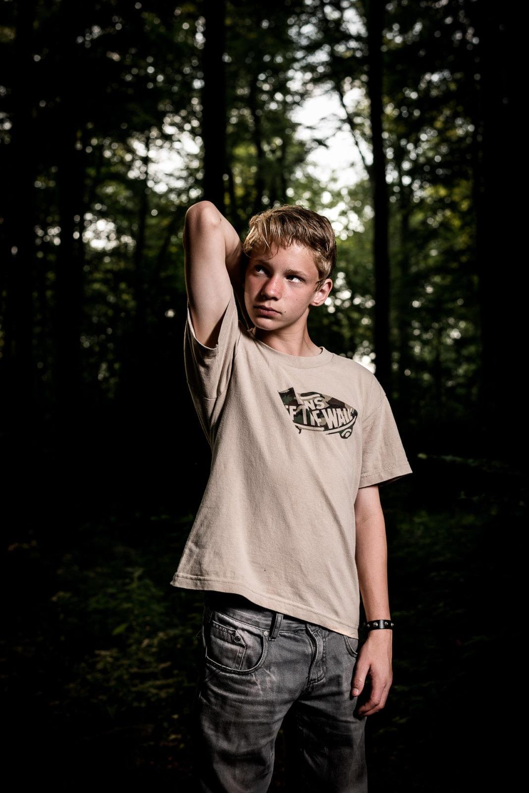 Teenager Inszenierung Shooting on Location Fotograf & Foto-Designer Markus Mielek Dortmund Ruhrgebiet Deutschland