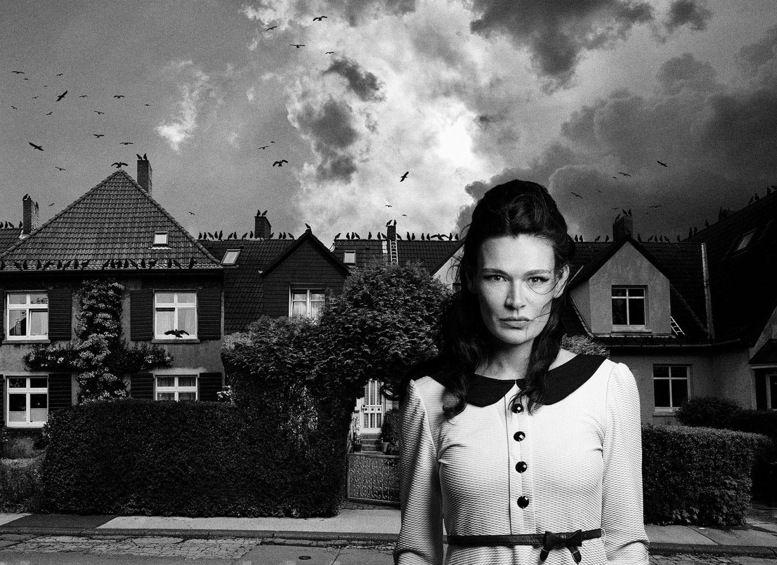 Porträtfoto starke Frau in Dortmund fotografiert - der beste Fotograf im Ruhrgebiet