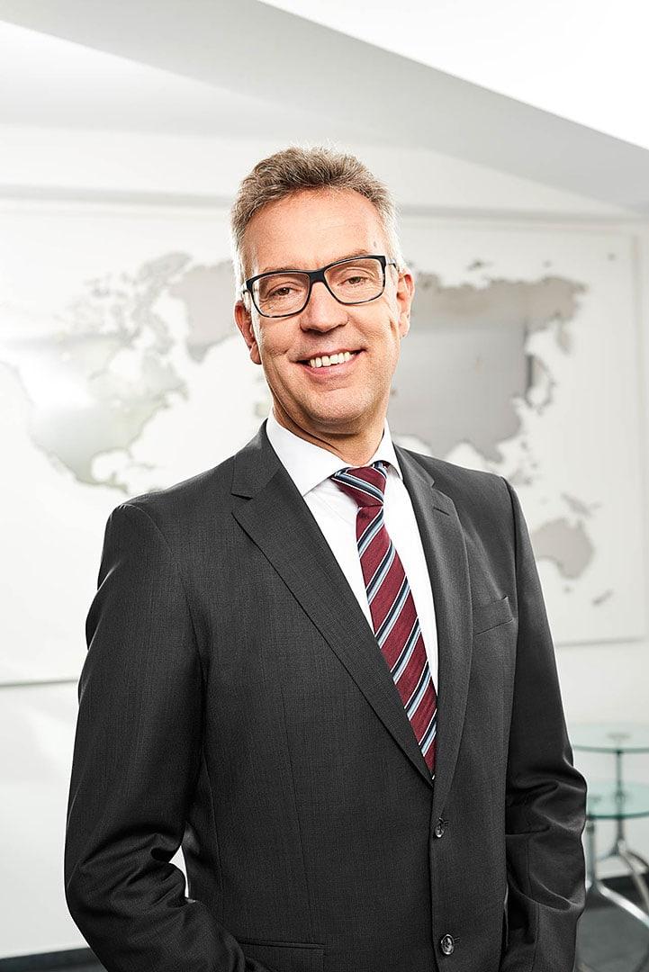 Werbung Portrait für Dortmunder Unternehmen