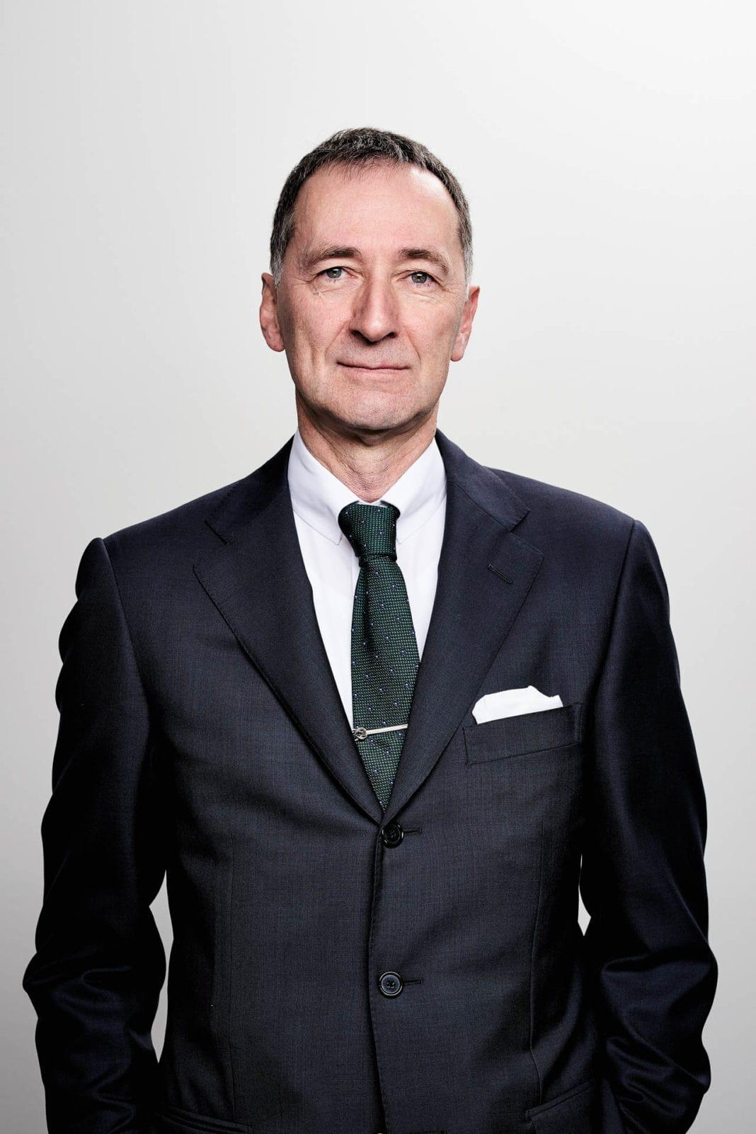 Portrait für den Geschäftsbericht Vorstand