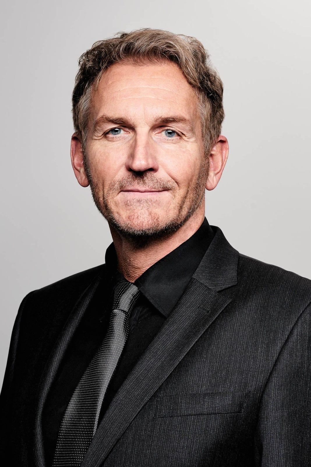 Corporate Photographer portraitiert für den Vorstand der KZVWL in Münster