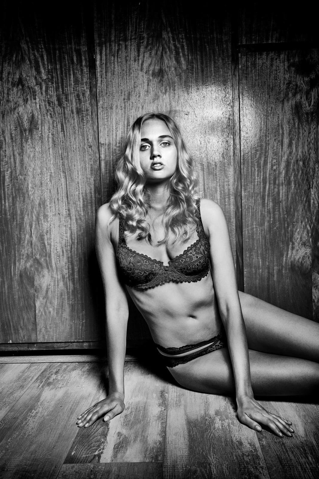 Model Fashion Underwear Köln