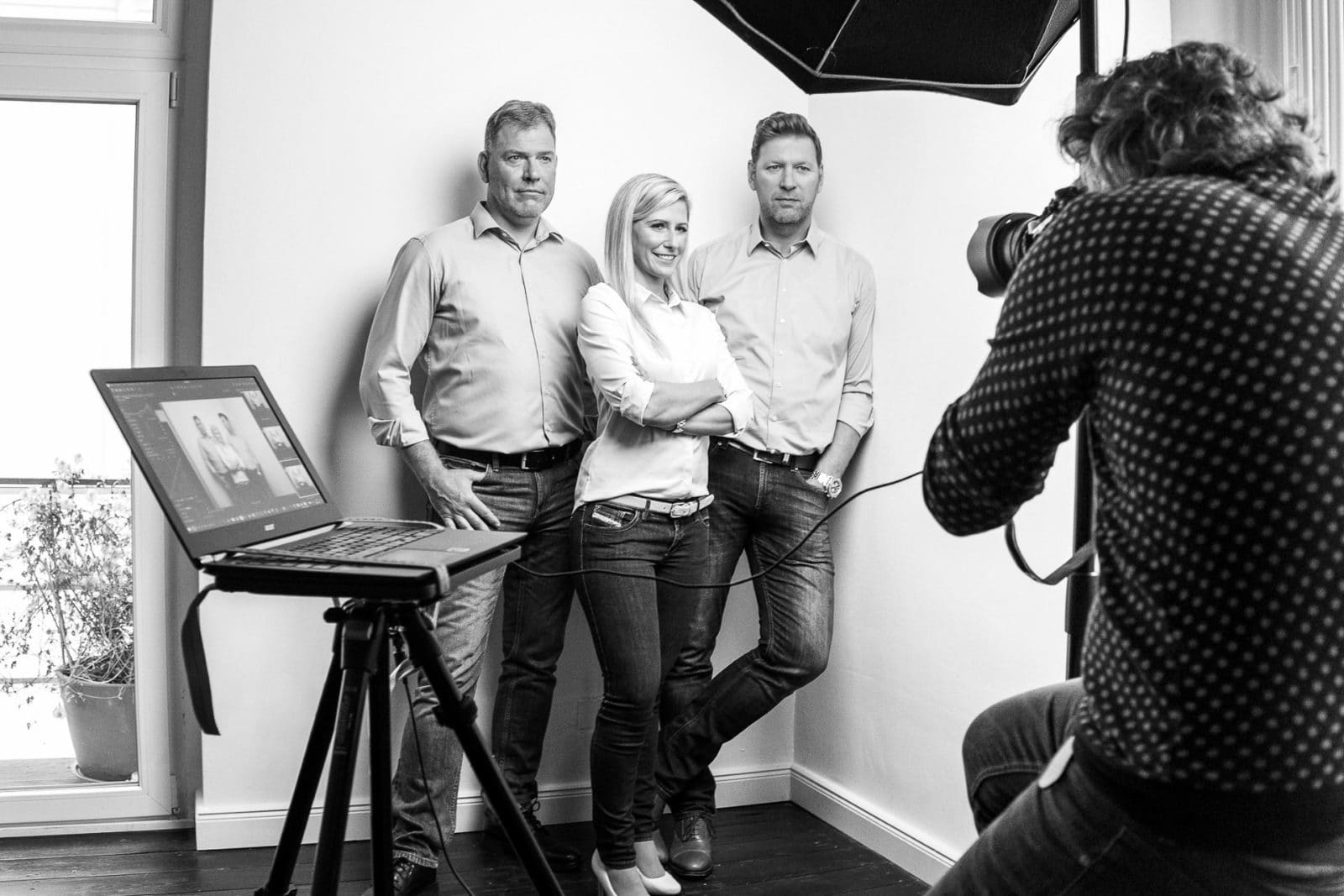 Businessfotograf Dortmund Set Location