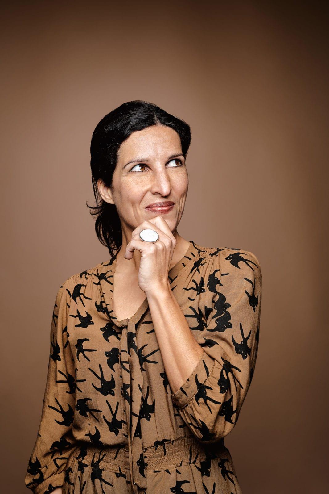 Authentisches Portrait für Sedcards - fotografiert im Studio Mielek / Dortmund / NRW / Deutschland