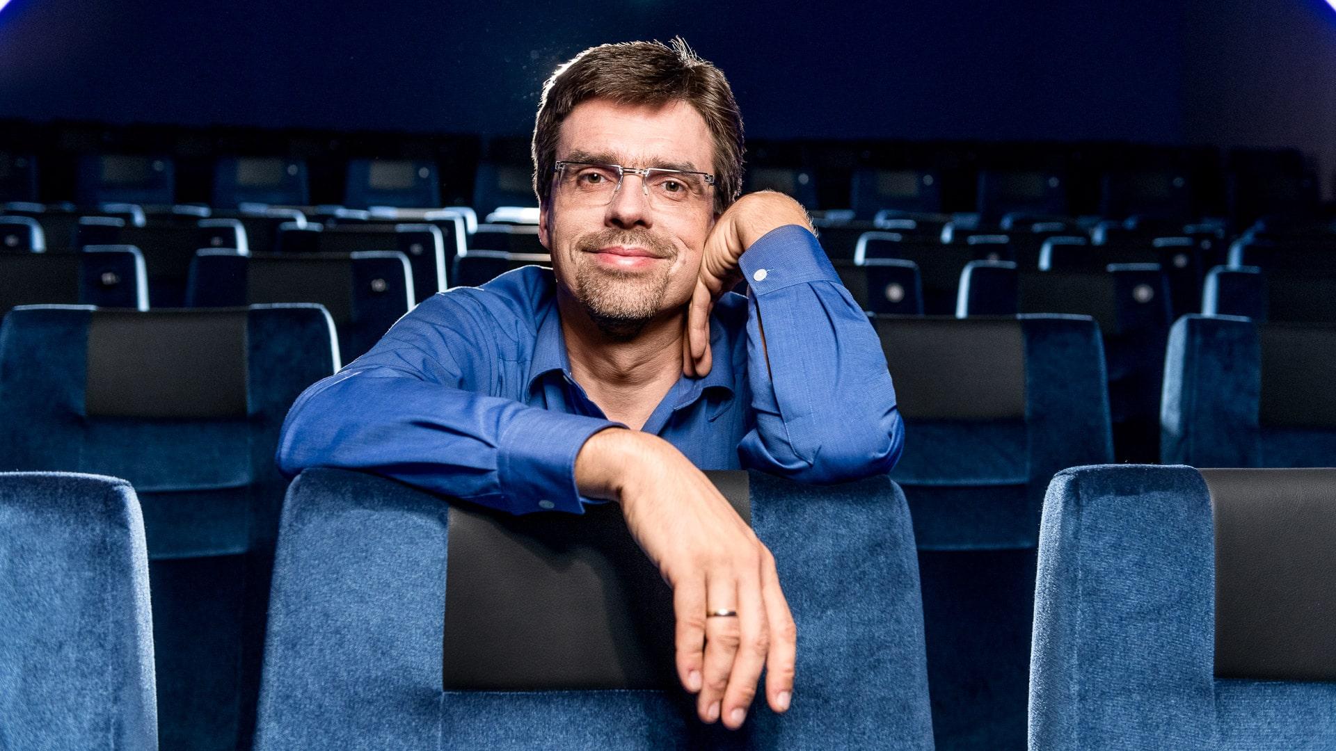 Covershooting und Portraits für den Komponisten Christian Schnarr