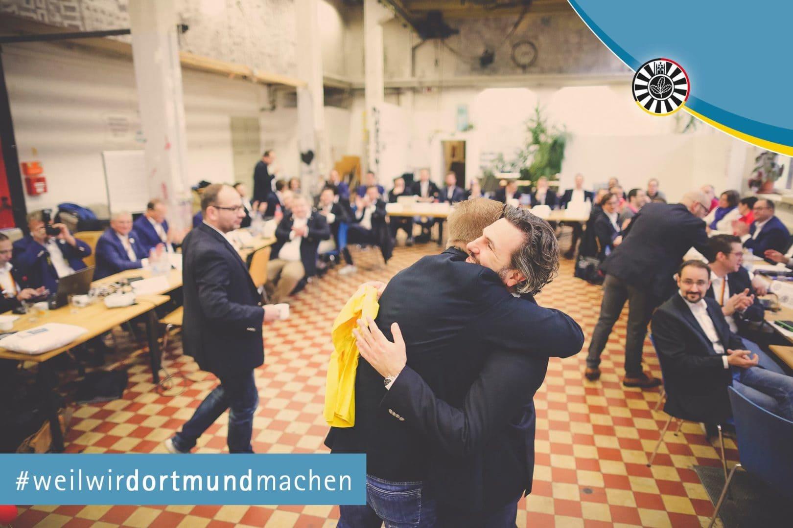 Markus Mielek und der Round Table Deutschland