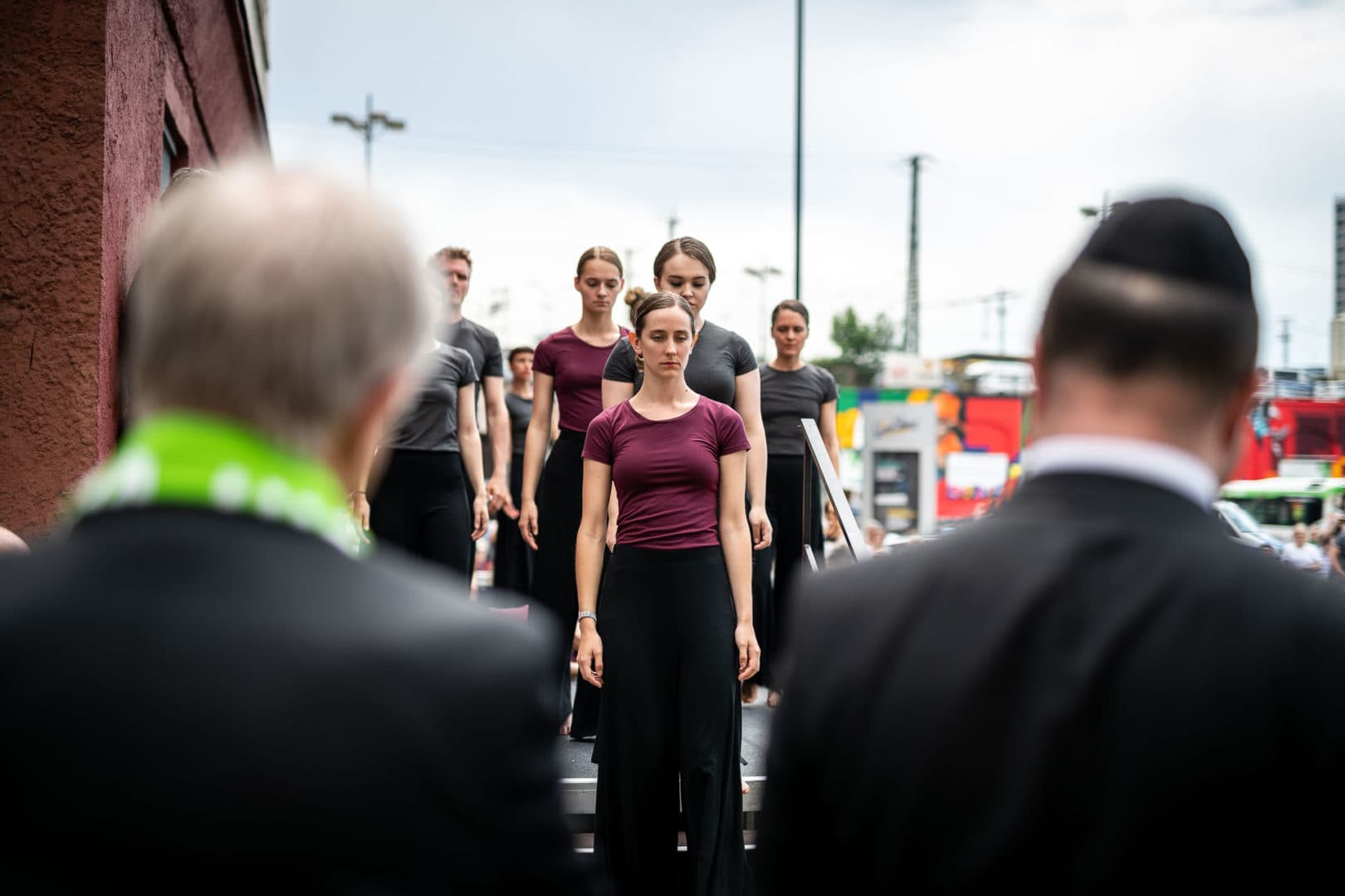 Performance in Dortmund