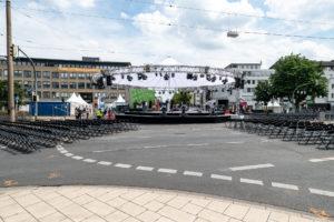 Ostwall Dortmund und der Kirchentag Dortmund
