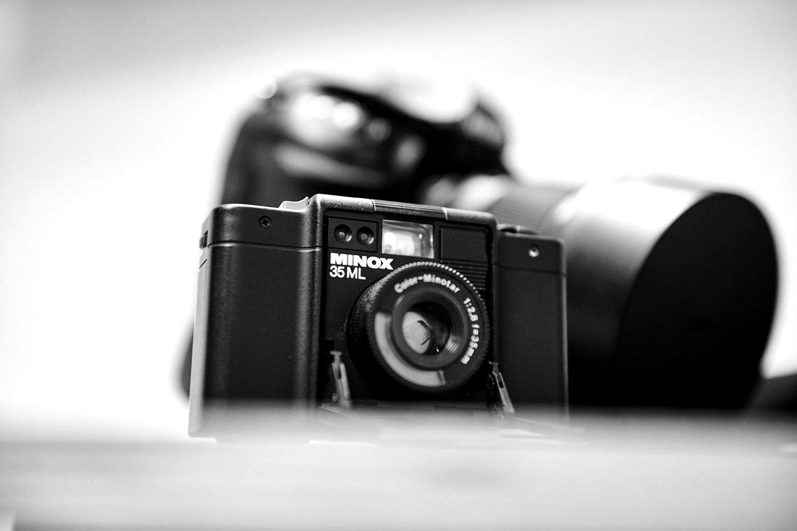 Kameras von Fotograf Markus Mielek