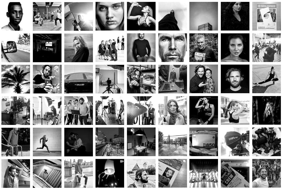 Werbung für den Social Media Kanal von Markus Mielek