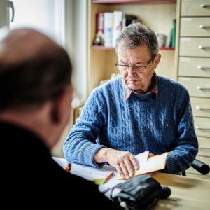 Editorial Photography einer Arztpraxis im Gast-Haus Dortmund