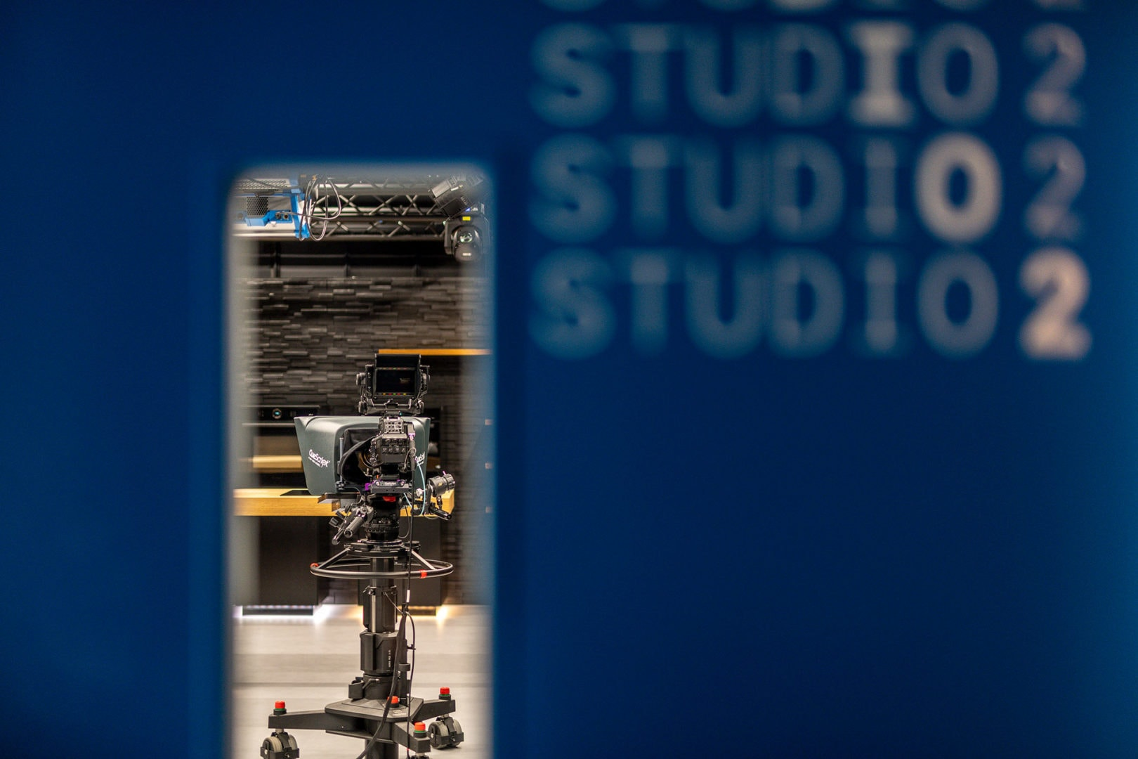 Filmstudio im YouTube Space in Berlin - Corporate Photography
