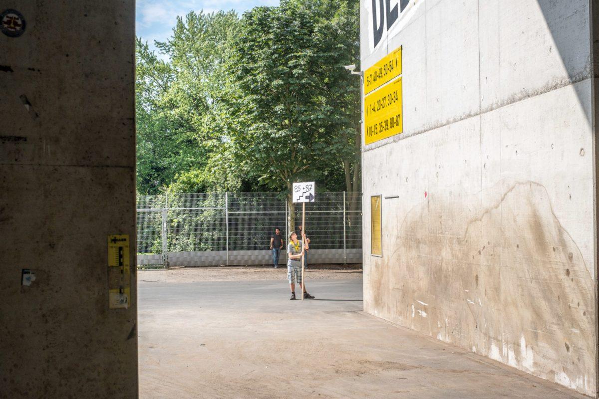 Kirchentag im Westfalenstadion Dortmund