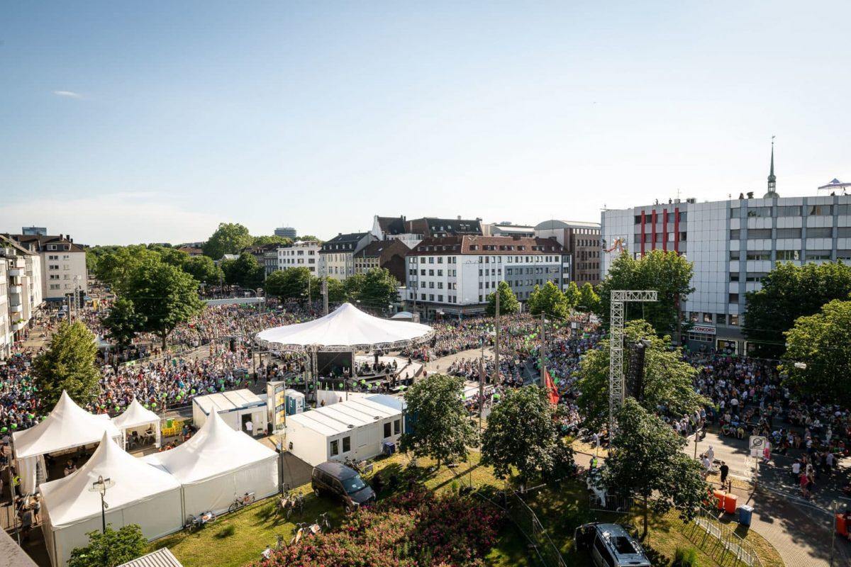 Dortmund zeigt sich in NRW von der schönsten Seite