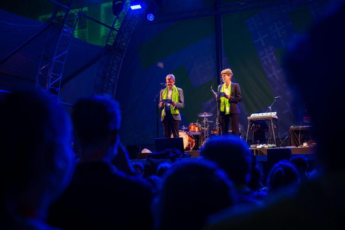Bühnenprogramm Kirchentag Dortmund