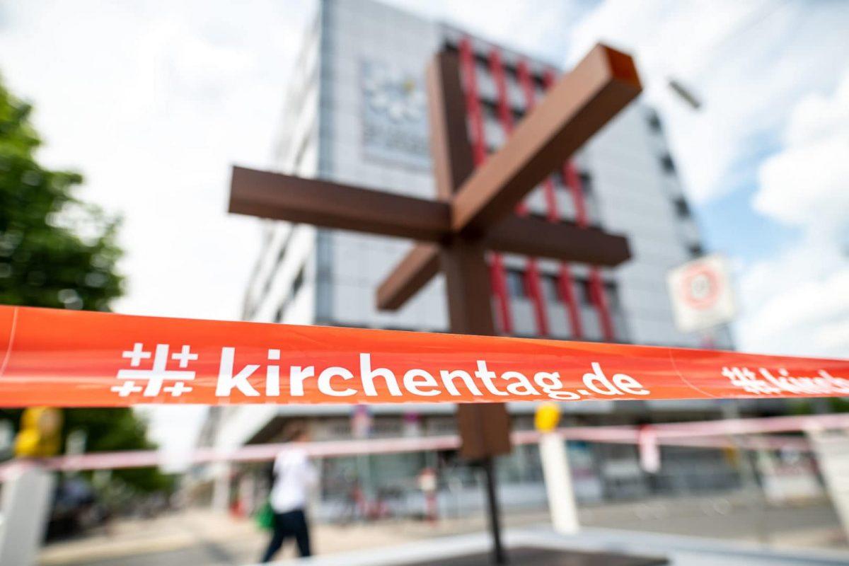 Symbolfoto Kirchentag Dortmund von Fotograf Markus Mielek