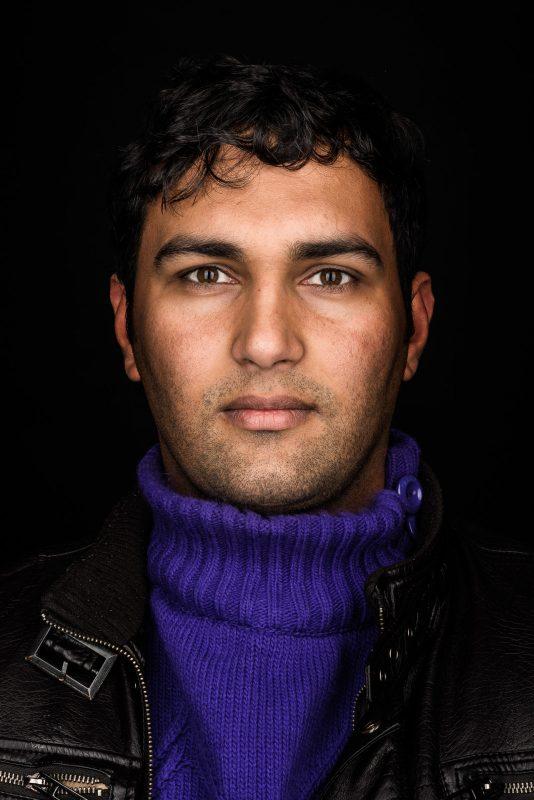 Portraits von Flüchtlingen /// REFUGEES - Markus Mielek, Fotograf Dortmund